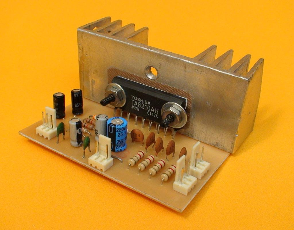 Ensamble Un Amplificador De 40w Y Fuente Simple 20w Bridge Amplifier Using Tda7240a Schematic Design Estreo