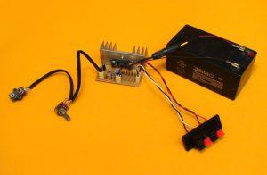 amplificador listo