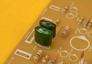 condensadores red de zobel