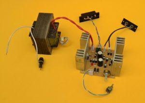 finish amplifier