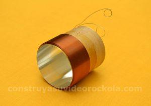 bobina de 4 capas