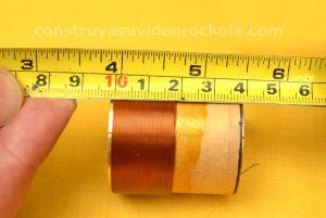 medir bobinado