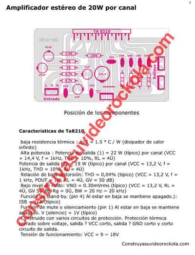 descarga PDF ta8210