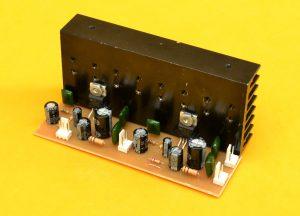 amplificador 20W terminado