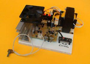 amplificador finalizado