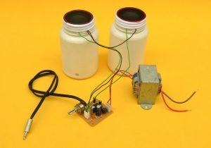 proyecto amplificador terminado