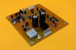 circuito impreso amplificador