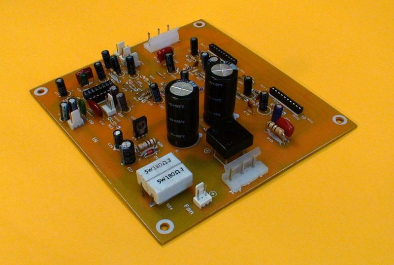 Circuito Impreso De Amplificador De 3000w : Amplificador de w con control tonos y volumen