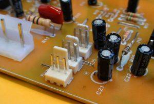 conectores volumen y tonos